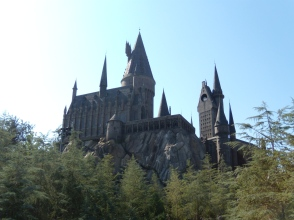 Hogwarts at a distance