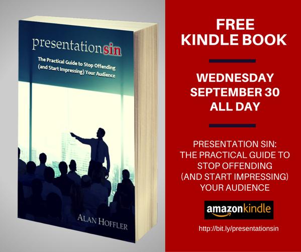 Presentation Sin: FREE Sep 30!